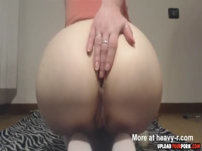 My Asshole And My Ass Up Close