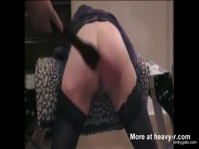 Punishment With Paddle
