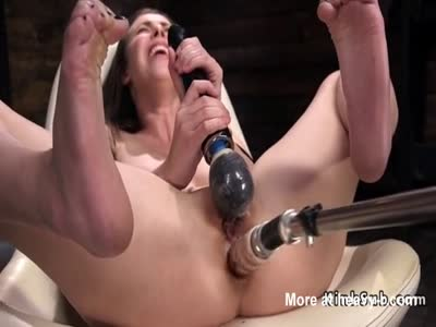 Anal Fucked By Machine