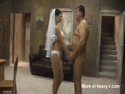 Bride Fucks Grooms Father