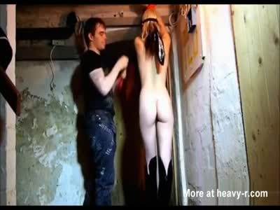 Teen Trained And Flogged