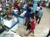 Man Shot In The Supermarket