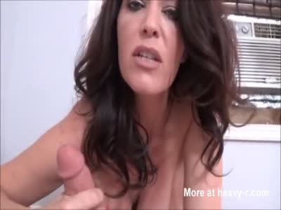 Fitness Mom Blowjob