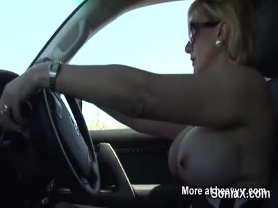 free homemade amateur wife driving naked