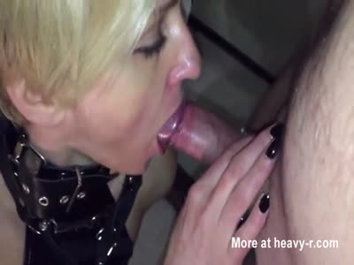 Amateur Wife In Close Up Sucking