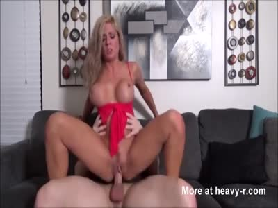Mom Riding Dick