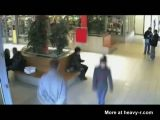 Shocking Unprovoked Attack In Shopping Mall