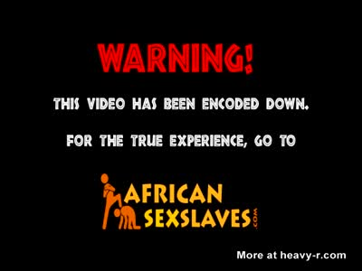 African chicks blowing stiff cock