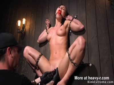 Tie Her Up And Torture That Bitch
