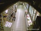 Woman Shitting In Walmart