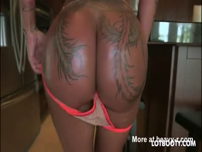 Fake Butt Gets Banged Hard