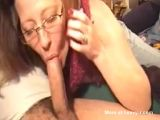 Milf Does Awesome Blowjob