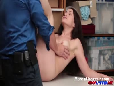 Tits Cumshot From Sore Clerk