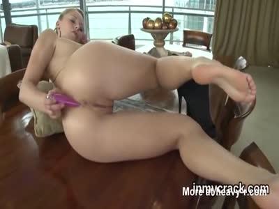 Twin sisters jerk off cock