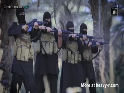 Seven Men Executed by ISIS in Raqqa