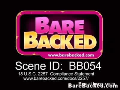 Intense Bareback Sex Of Three Gay