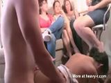 Girl Fucked In Front Of Housewives