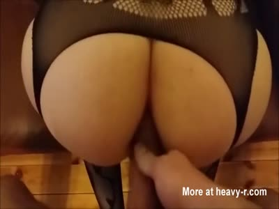 POV Sex With MILF Ass