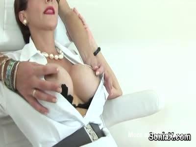 Mutual Big Tits Play