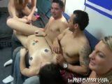 Dorm Room Sex Party