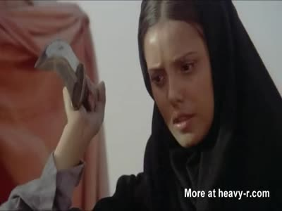"Castration with Rope in Movie ""Arabian Nights"" (1974)"