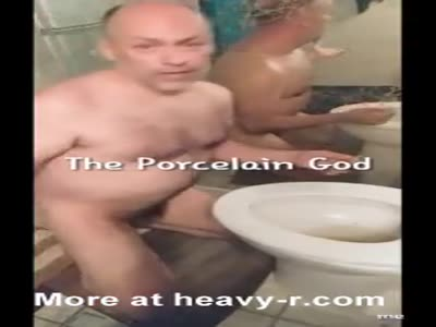 Worship Porcelain God