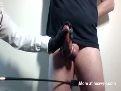 Mistress Jerking Big Cock