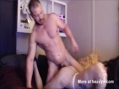 Shemale Bombshell Having Anal With A Lucky Dude