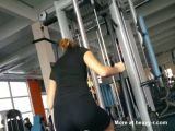 Pervert Films A Girl At The Gym