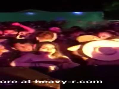 Teens Fucking At A Concert