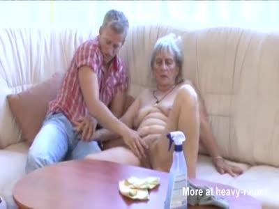 Grandma Fucking