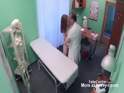 Doctor's Visit Turns Into Sex