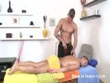 Horny Straighty Tugs Cock