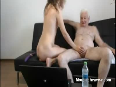 Old man Fucking Cute Teen