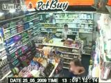 Girl Accidentally Loses Top In Store