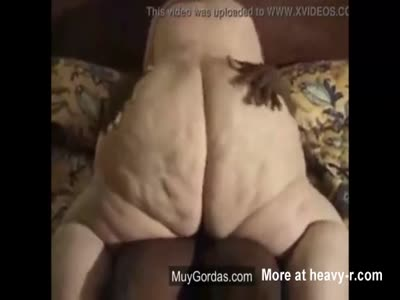 Massive Ass Rides Black Man