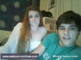 Teen Couple Webcam Show