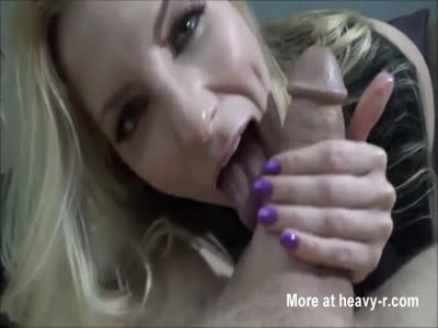 Stepmom Grabs Cock