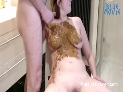 Scat Play With Slave