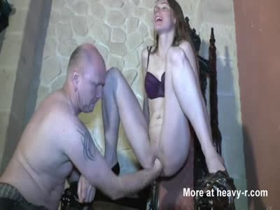 Fisting Naughty Teen Girl