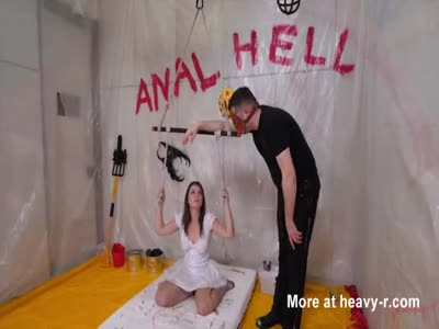 Anal Hell (brutal anal sex and submission)