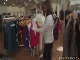 Teen Fucked In Clothing Store