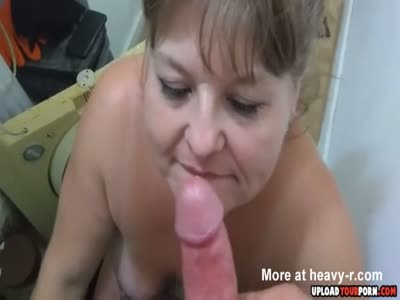 Amateur Hottie Chokes On A Big Dong