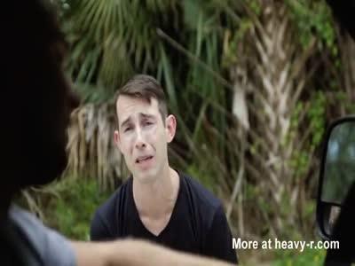 Gratis gay hitchhiker porno