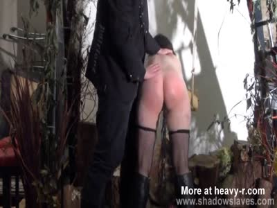 Domination female free video whipping