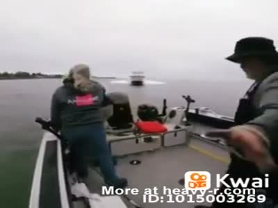 Fisherboat Hit By Speeding Pimp