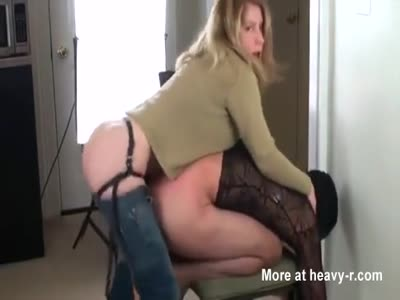 Strap Fuck With Husband