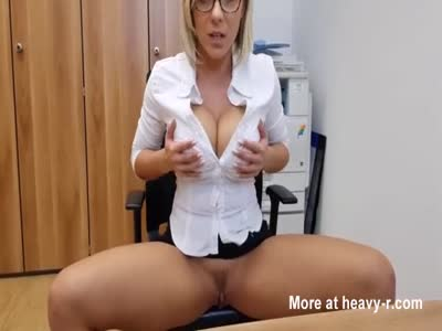 Dirty Talking Secretary