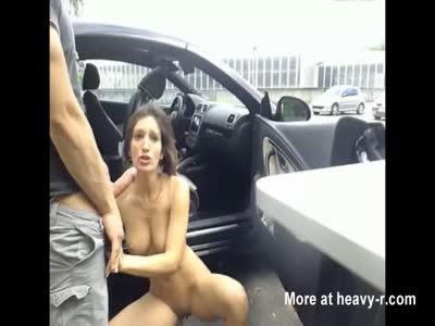 Sex On Parking Lot