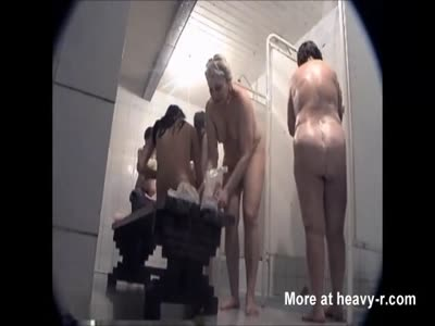 Public Shower Cam